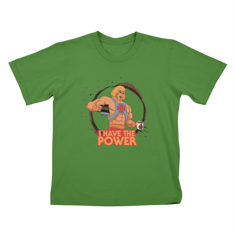 Master of the Brewniverse Kids T-shirt by laurastead's Artist Shop