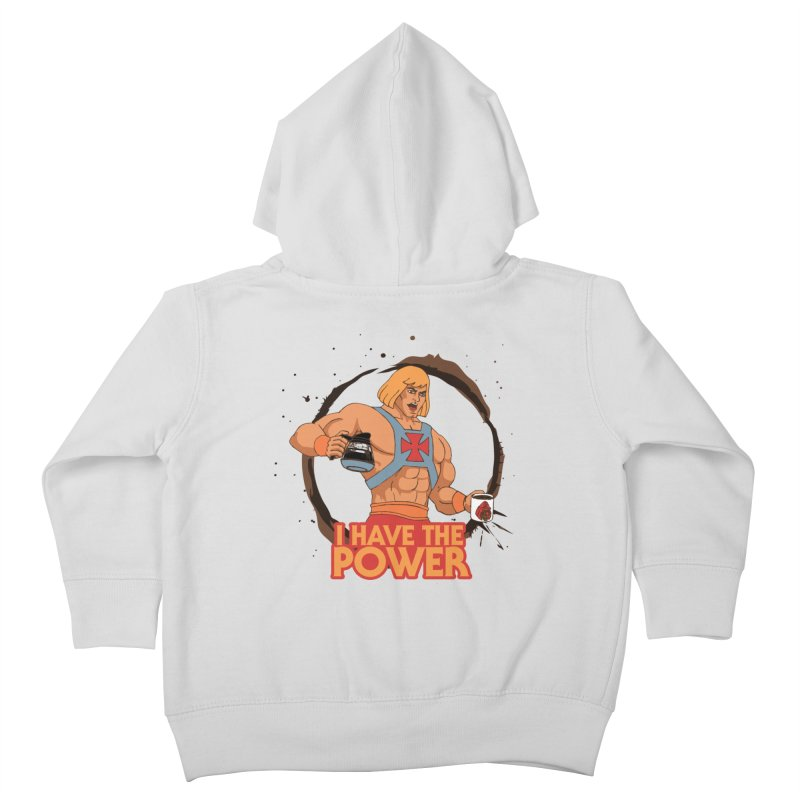 Master of the Brewniverse Kids Toddler Zip-Up Hoody by laurastead's Artist Shop