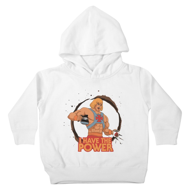Master of the Brewniverse Kids Toddler Pullover Hoody by laurastead's Artist Shop