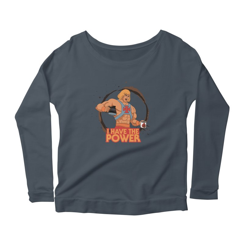 Master of the Brewniverse Women's Scoop Neck Longsleeve T-Shirt by laurastead's Artist Shop