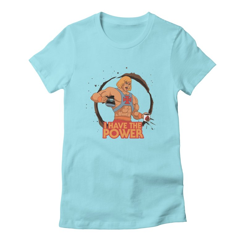 Master of the Brewniverse Women's Fitted T-Shirt by laurastead's Artist Shop