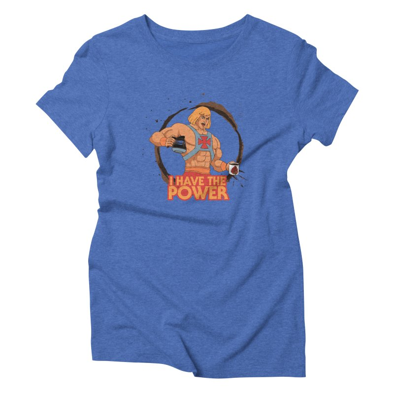 Master of the Brewniverse Women's Triblend T-shirt by laurastead's Artist Shop