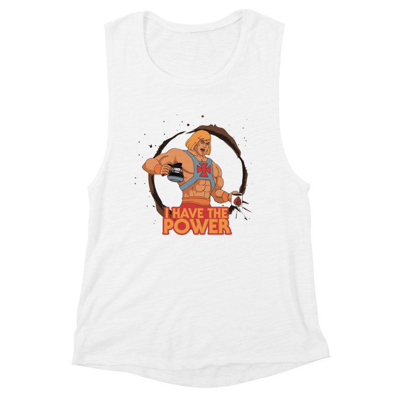Master of the Brewniverse Women's Muscle Tank by laurastead's Artist Shop