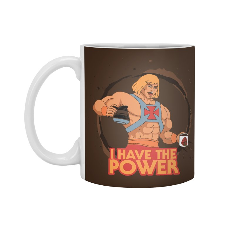 Master of the Brewniverse Accessories Standard Mug by laurastead's Artist Shop