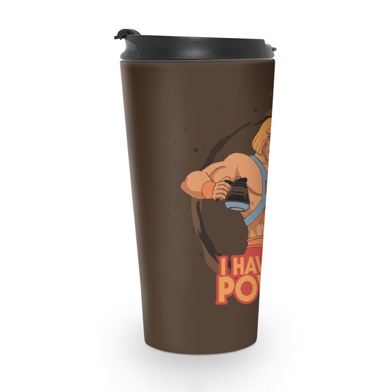 Master of the Brewniverse Accessories Travel Mug by laurastead's Artist Shop