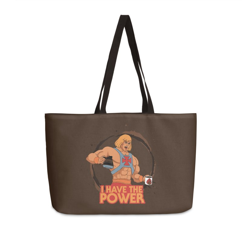 Master of the Brewniverse Accessories Weekender Bag Bag by laurastead's Artist Shop