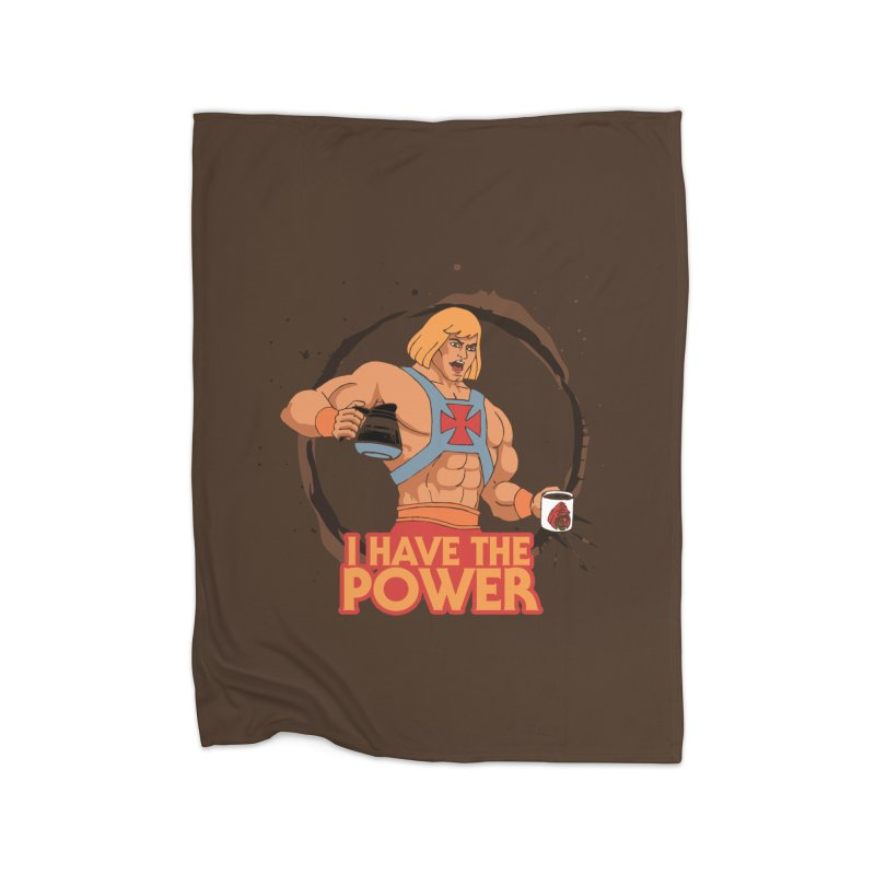 Master of the Brewniverse Home Blanket by laurastead's Artist Shop