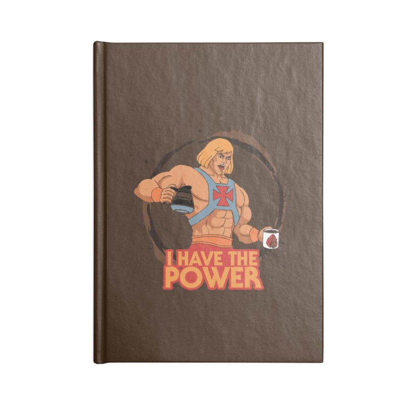 Master of the Brewniverse Accessories Lined Journal Notebook by laurastead's Artist Shop