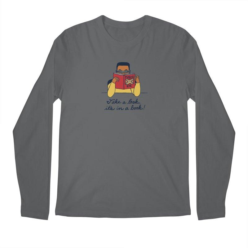 Take A Look Men's Longsleeve T-Shirt by laurastead's Artist Shop