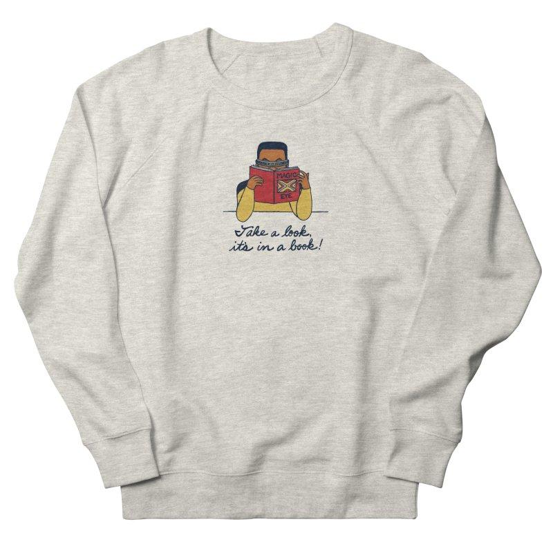 Take A Look Men's Sweatshirt by laurastead's Artist Shop