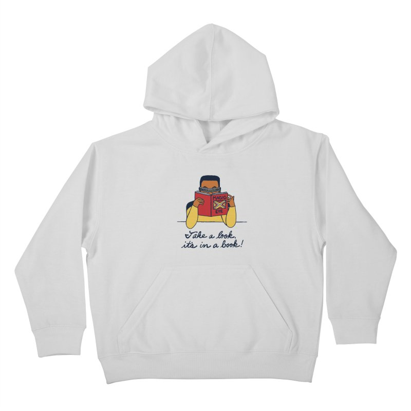 Take A Look Kids Pullover Hoody by laurastead's Artist Shop