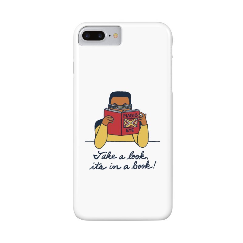 Take A Look Accessories Phone Case by laurastead's Artist Shop