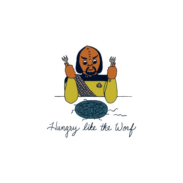 image for Hungry Like The Worf