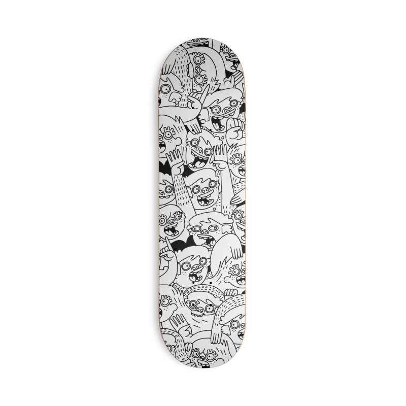 Up For Grabs Accessories Skateboard by Lauren Asta