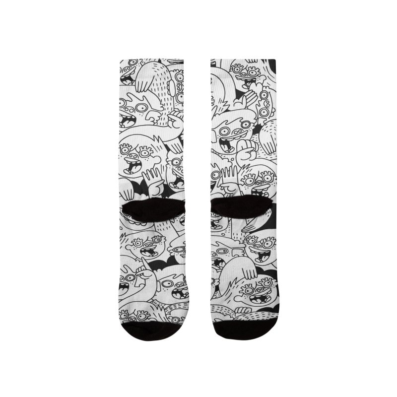 Up For Grabs Women's Socks by Lauren Asta