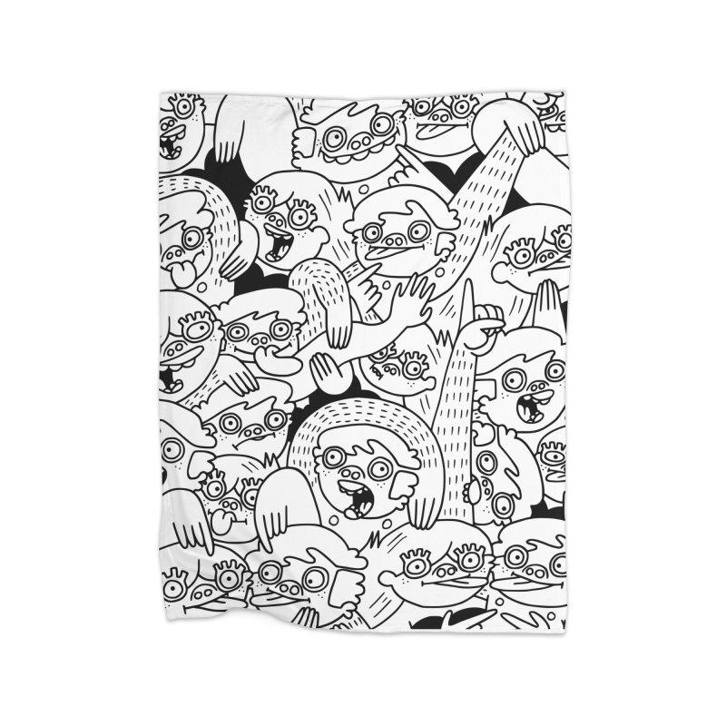 Just The Tip Home Blanket by Lauren Asta