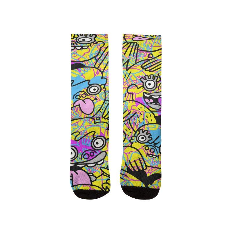 What's Next Men's Socks by Lauren Asta