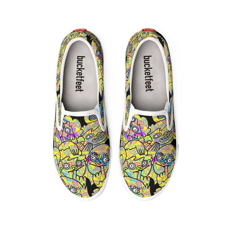 What's Next Men's Shoes by Lauren Asta