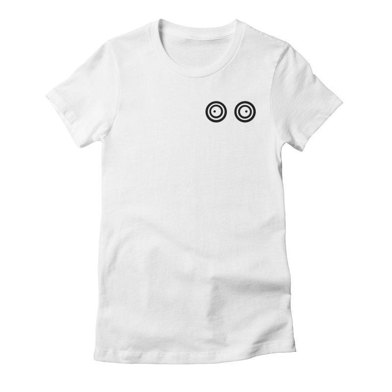 Guy Eyes Women's T-Shirt by Lauren Asta