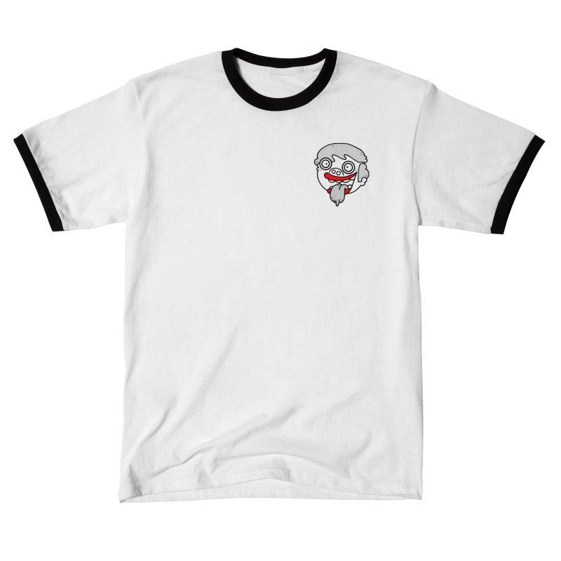 Asta Face Men's T-Shirt by Lauren Asta