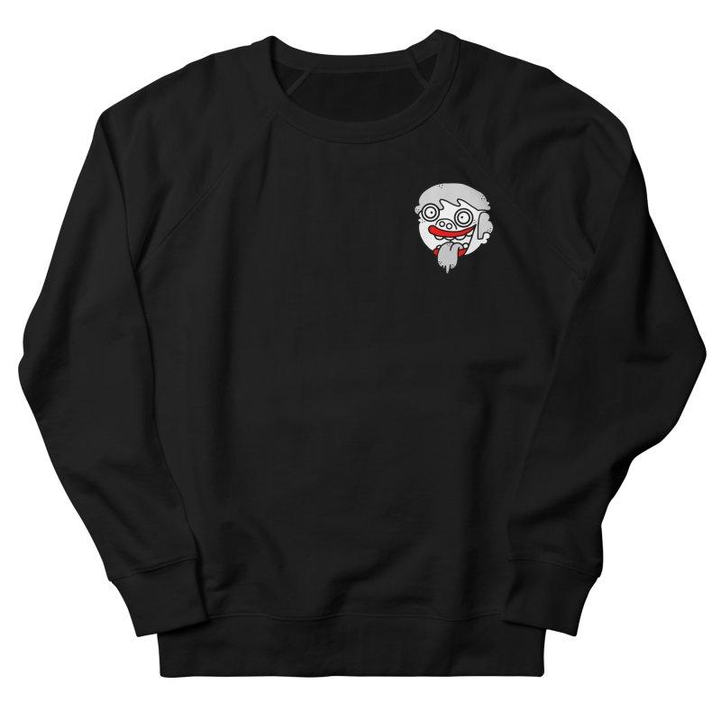 Asta Face Men's Sweatshirt by Lauren Asta