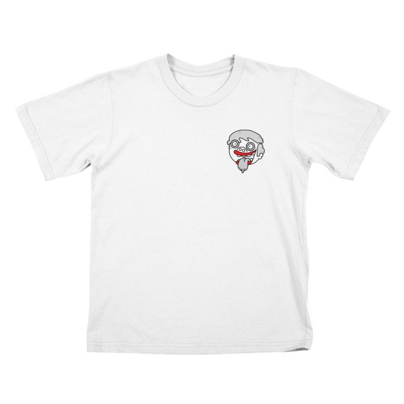 Asta Face Kids T-Shirt by Lauren Asta