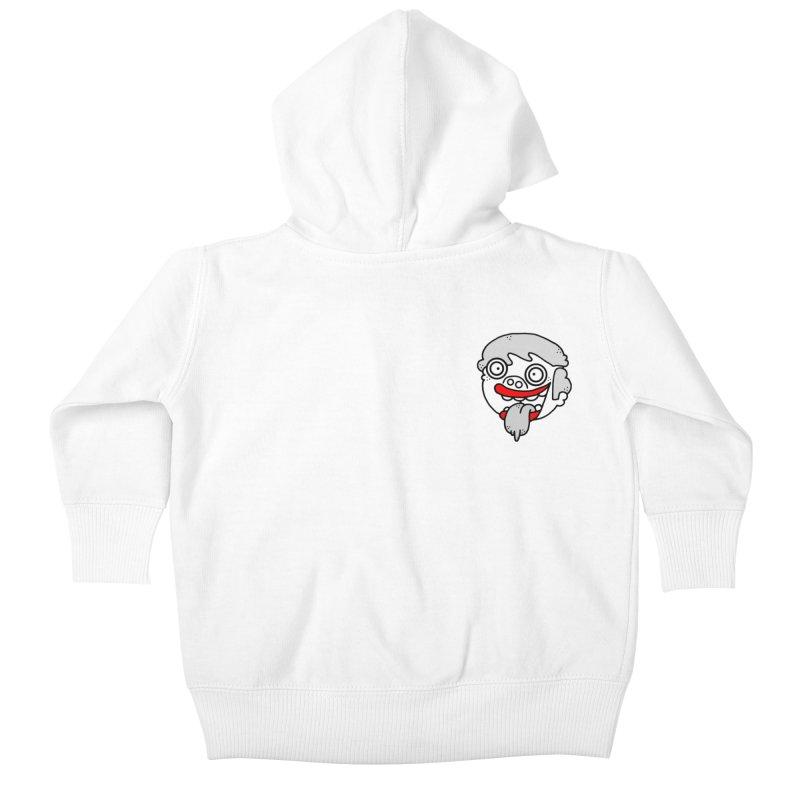 Asta Face Kids Baby Zip-Up Hoody by Lauren Asta