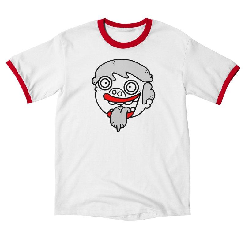 Asta Face Kids Men's T-Shirt by Lauren Asta