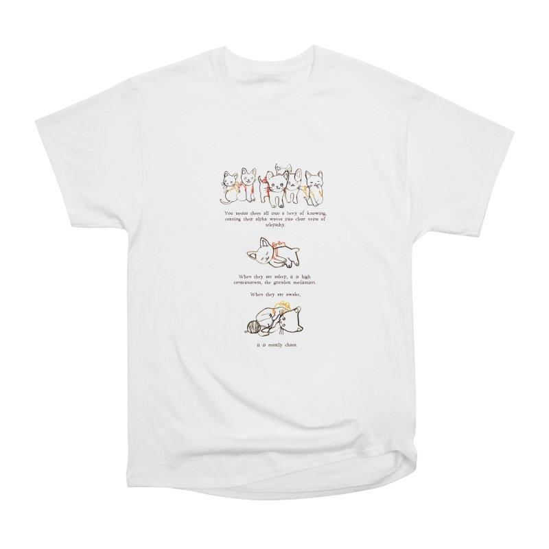 Cats (Chaos) Men's T-Shirt by Lauren Things Store