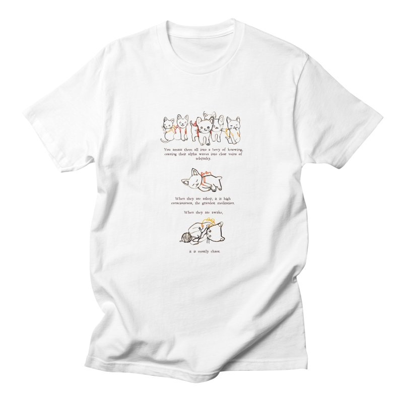 Cats (Chaos) Men's T-Shirt by Lauren Things Store