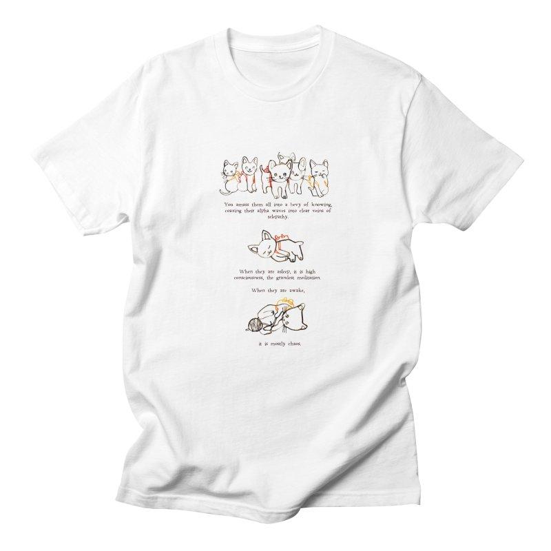 Cats (Chaos) Women's T-Shirt by Lauren Things Store