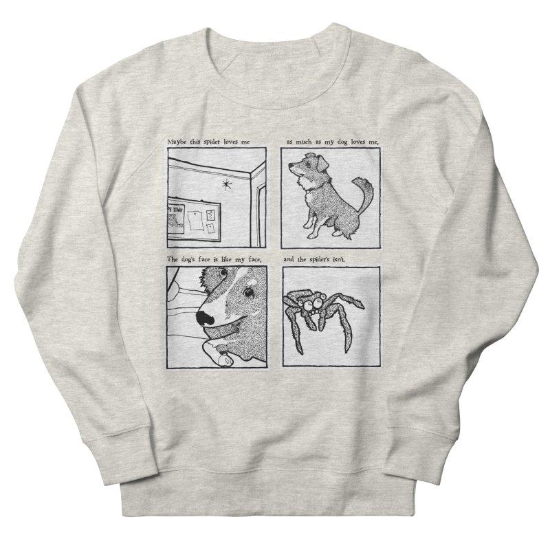 Dog + Spider Women's Sweatshirt by Lauren Things Store