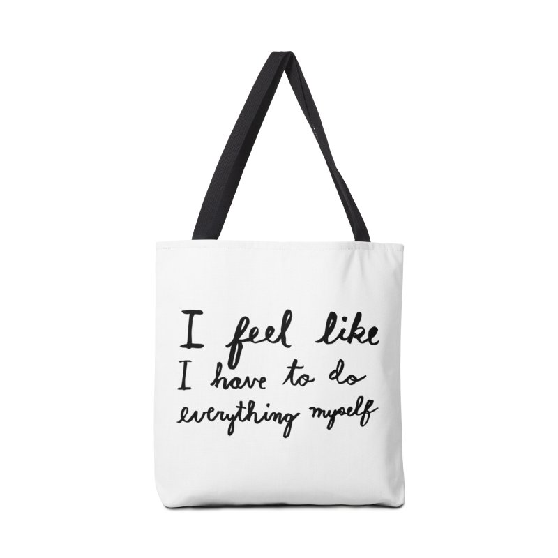 Everything Myself Accessories Bag by Lauren Things Store