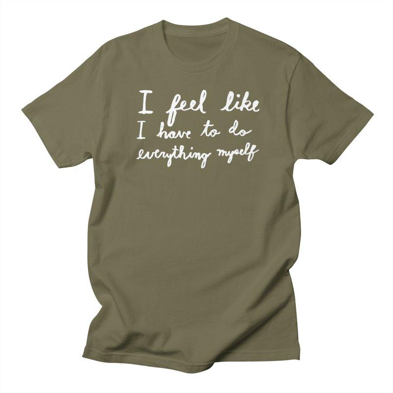 Everything Myself (Light) Men's Regular T-Shirt by Lauren Things Store