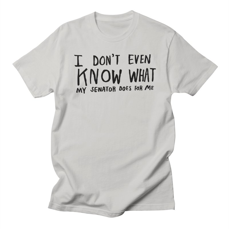 I Don't Even Know Men's T-Shirt by Lauren Things Store