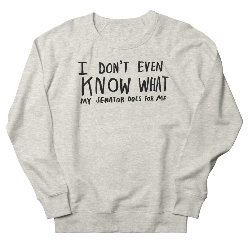 I Don't Even Know Women's Sweatshirt by Lauren Things Store