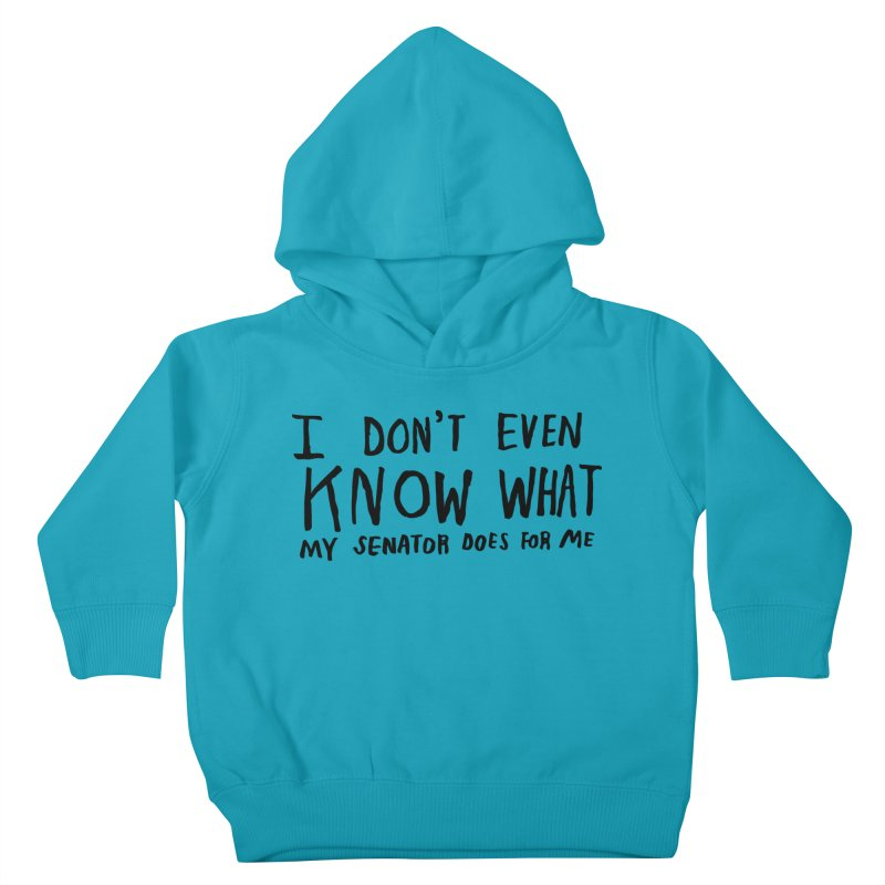 I Don't Even Know Kids Toddler Pullover Hoody by Lauren Things Store