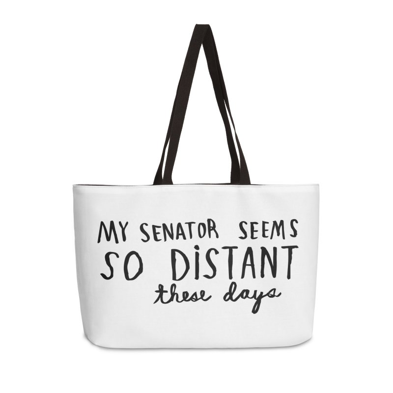 Distant Accessories Weekender Bag Bag by Lauren Things Store