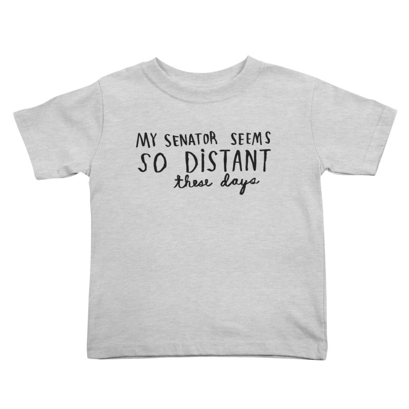 Distant Kids Toddler T-Shirt by Lauren Things Store