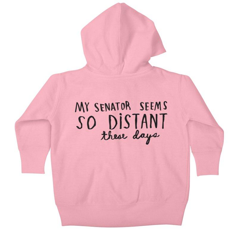 Distant Kids Baby Zip-Up Hoody by Lauren Things Store