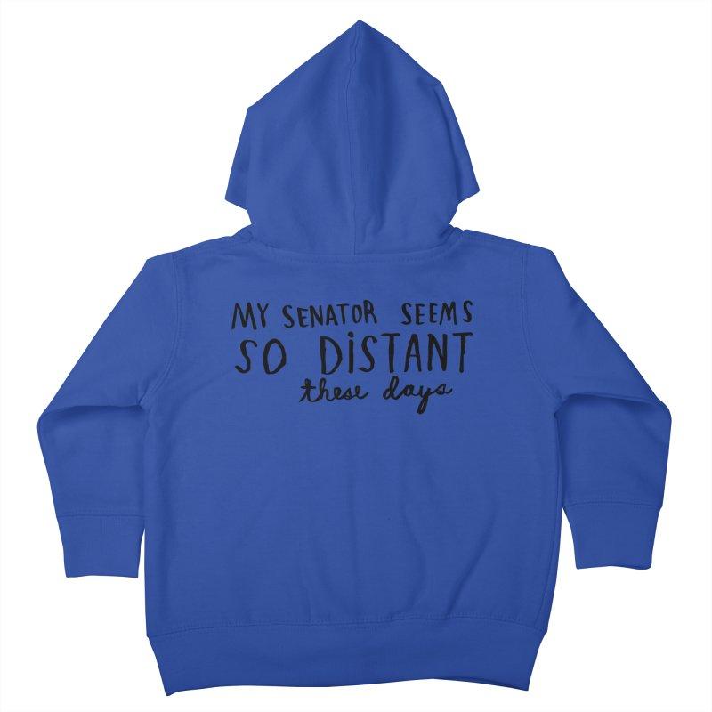 Distant Kids Toddler Zip-Up Hoody by Lauren Things Store