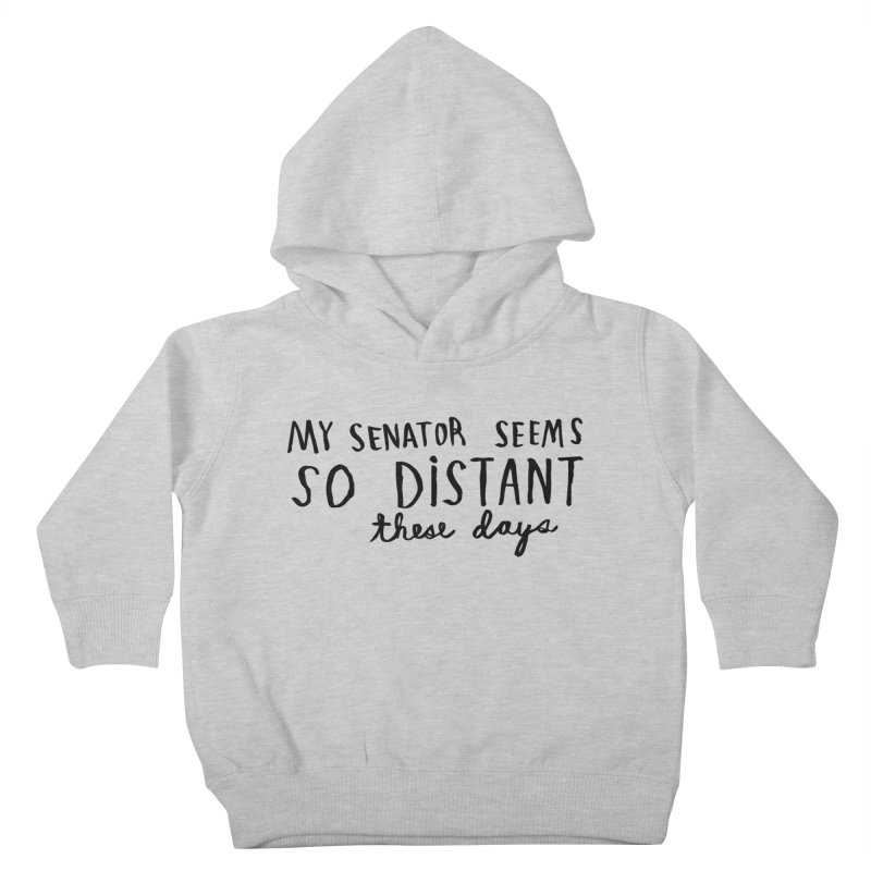 Distant Kids Toddler Pullover Hoody by Lauren Things Store