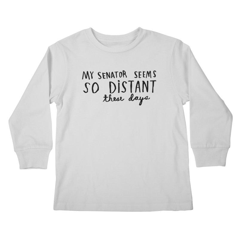 Distant Kids Longsleeve T-Shirt by Lauren Things Store