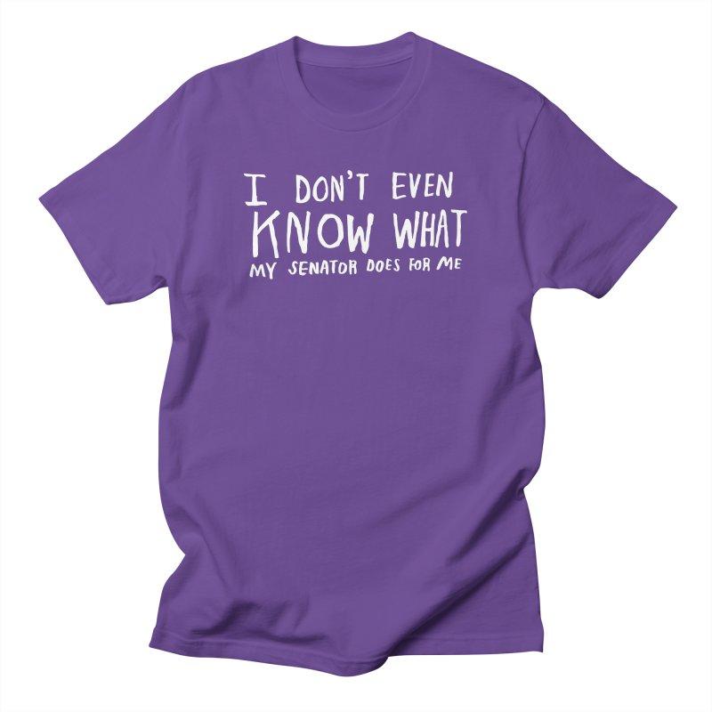 I Don't Even Know (Light) Women's Regular Unisex T-Shirt by Lauren Things Store