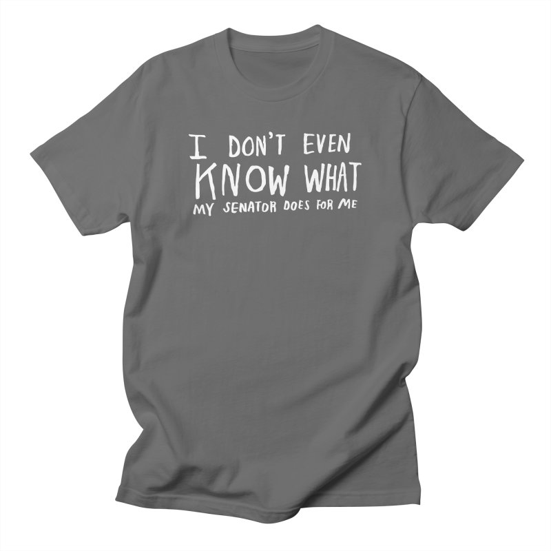I Don't Even Know (Light) Men's Regular T-Shirt by Lauren Things Store