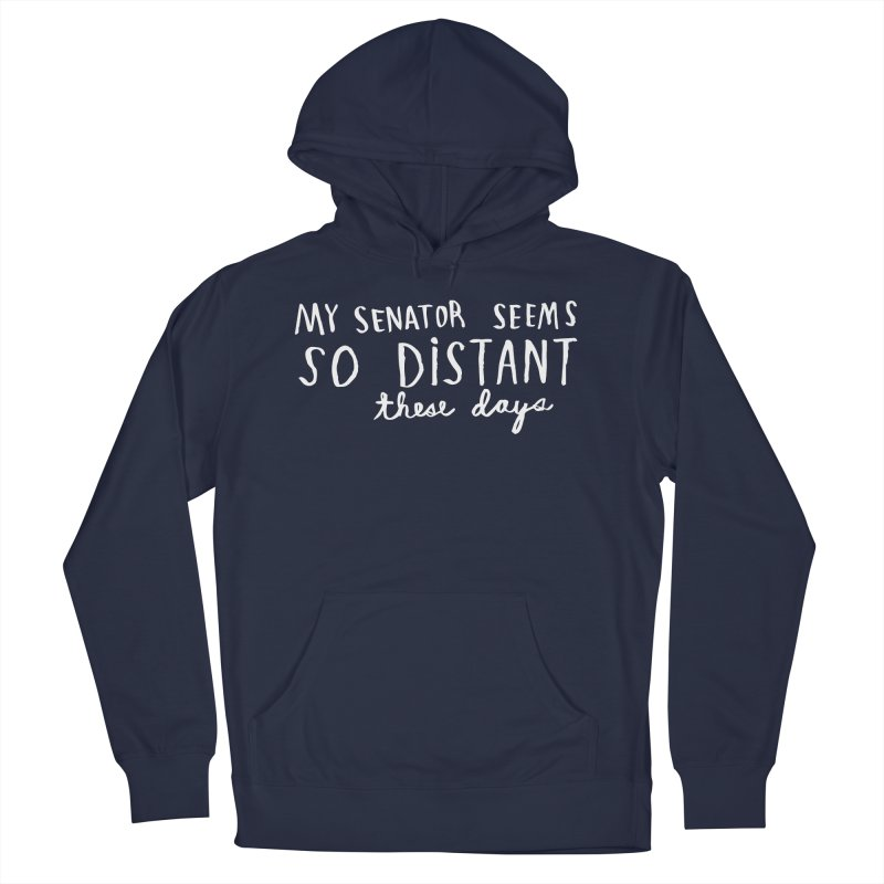Distant (Light) Men's Pullover Hoody by Lauren Things Store