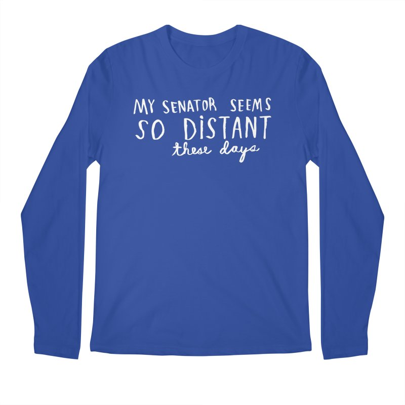 Distant (Light) Men's Regular Longsleeve T-Shirt by Lauren Things Store