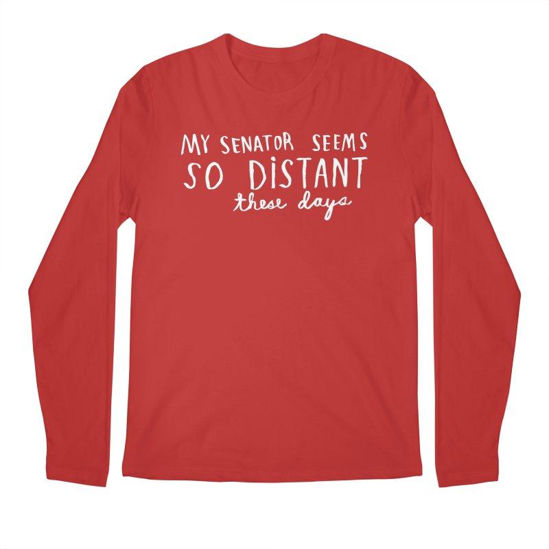 Distant (Light) Men's Longsleeve T-Shirt by Lauren Things Store