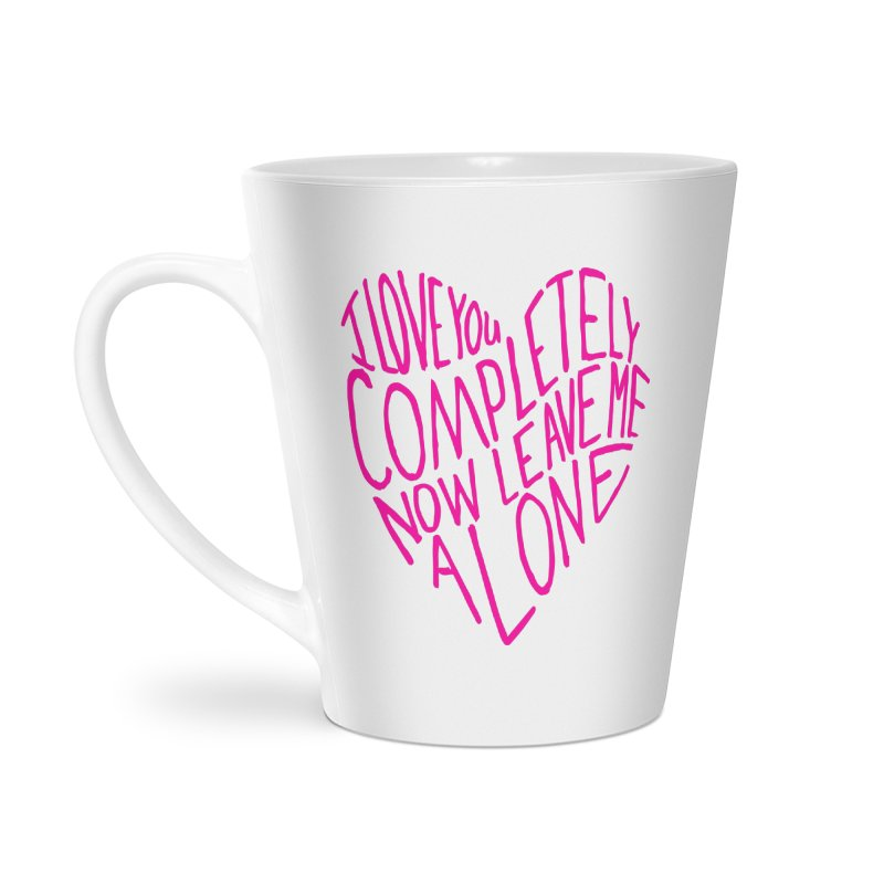 Introvert Love (Pink) Accessories Mug by Lauren Things Store