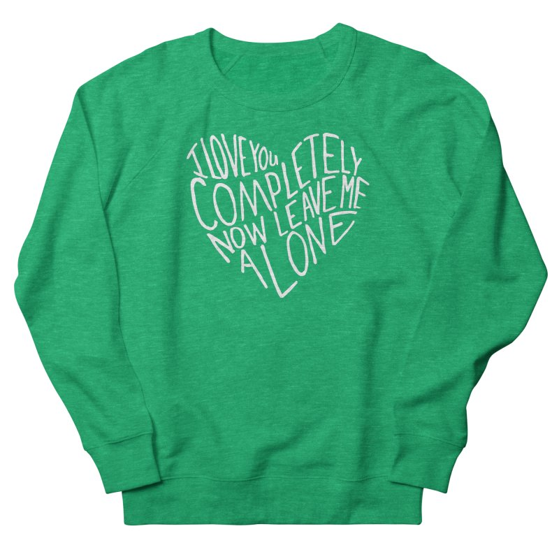 Introvert Love (Light) Women's Sweatshirt by Lauren Things Store